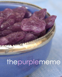 The purple meme