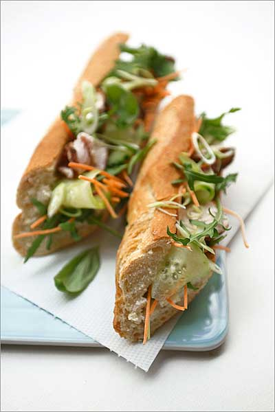 Banh mi (kind of)