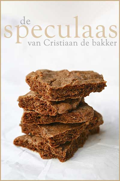 The ultimate speculoos