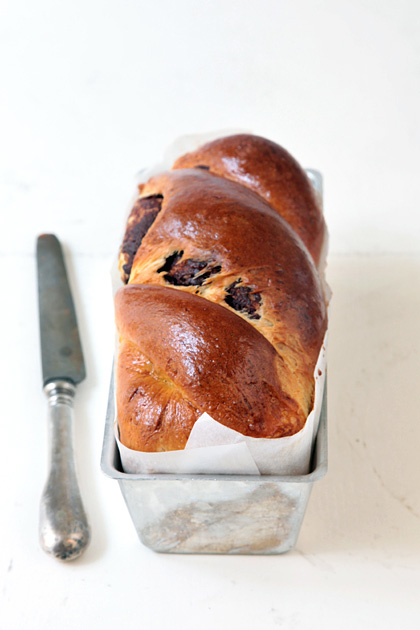 World bread day & Chocolate babka